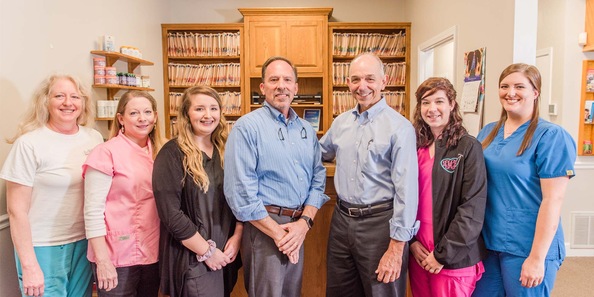 Chiropractor Daphne AL Greg Kuhlmann and Team