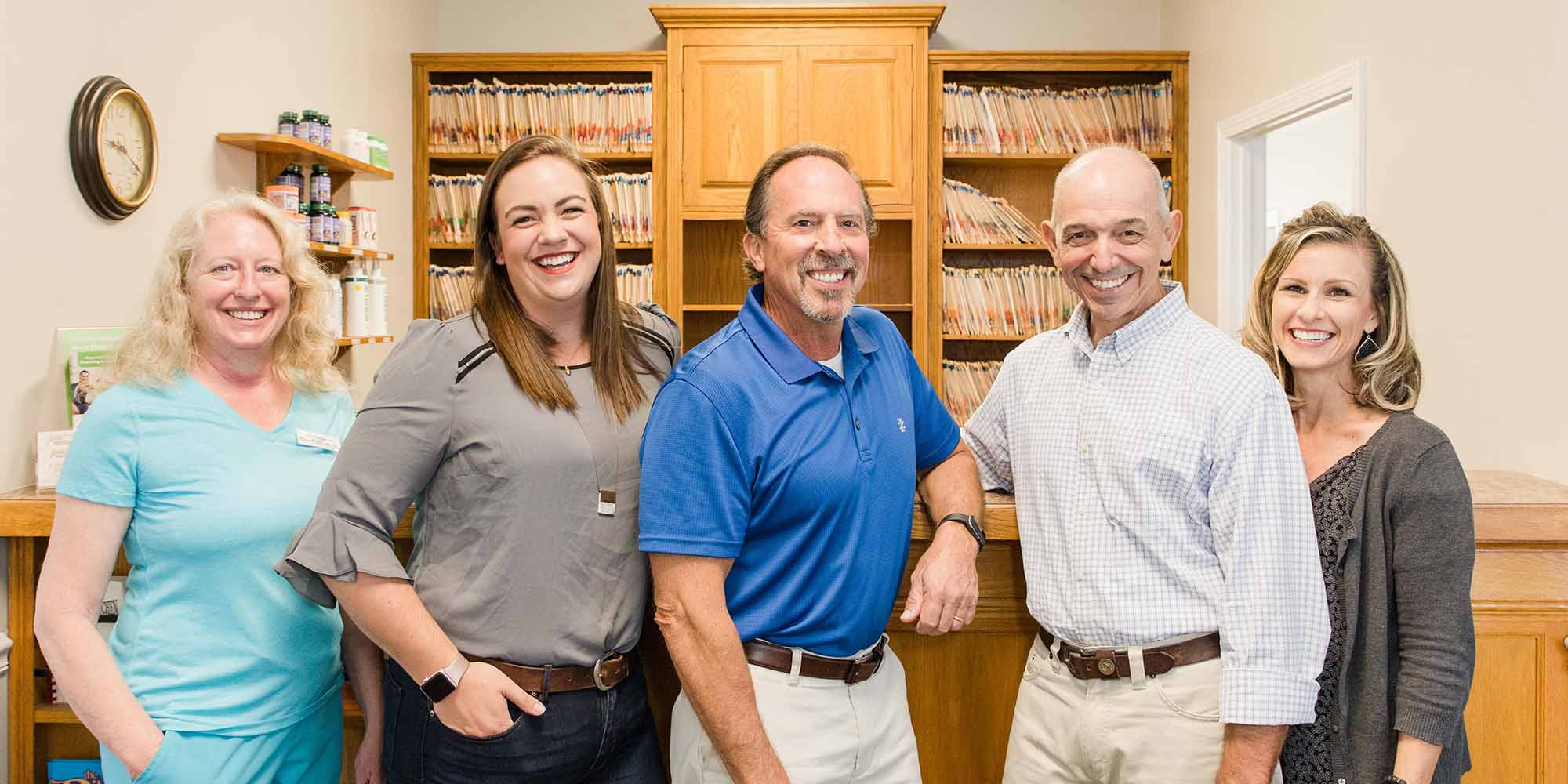 Chiropractor Daphne AL Greg Kuhlmann and Team